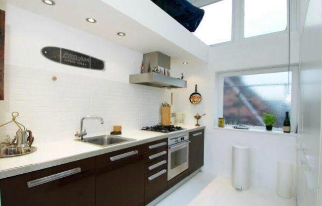 1 Bedroom School Conversion,  London SE1