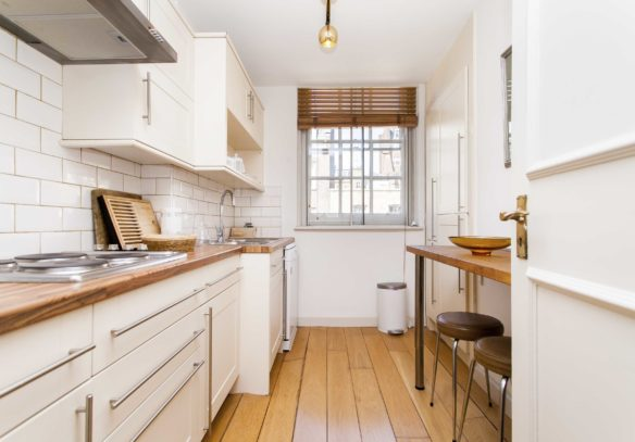Reeves Mews apartment for sale kitchen picture
