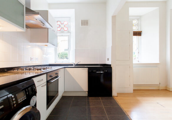 church conversion highgate london n6 kitchen shot