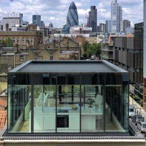 Georgian | Live Work Building | London | E1