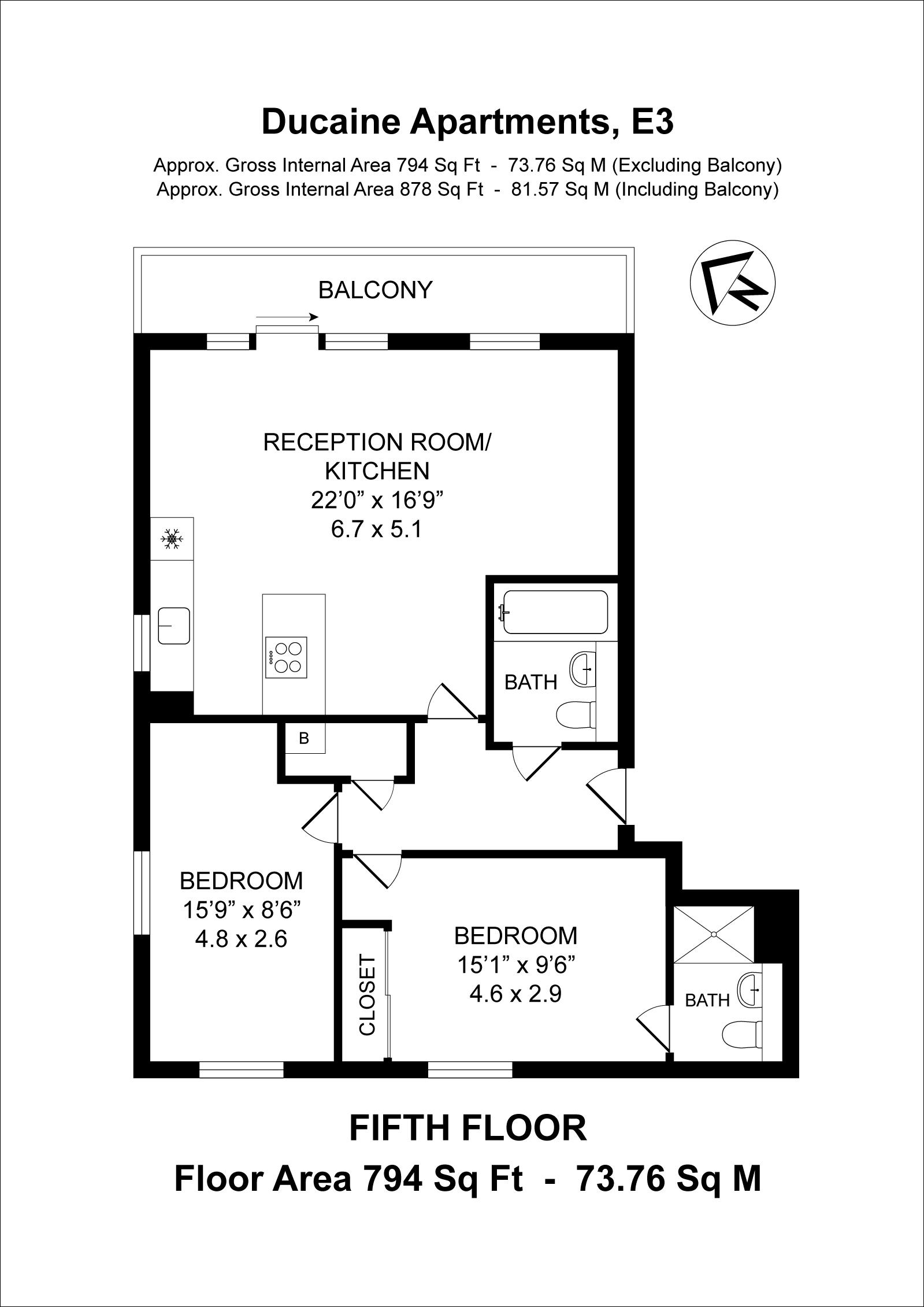 floorplan-penthouse-apartment-bow-e3-for-sale-7