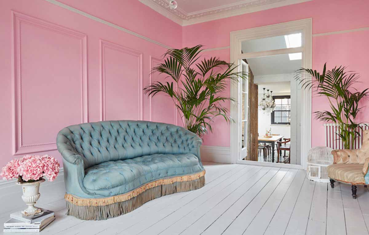modern victorian house decor