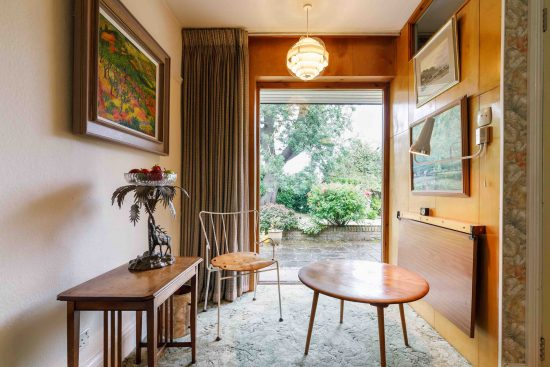 Water-Tower-conversion-north-london-living-room-garden-view