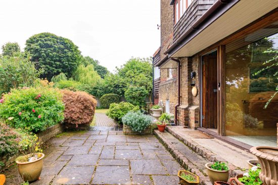 Water-Tower-conversion-north-london-patio-garden-view