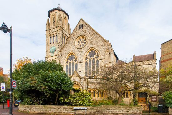 converted church for sale