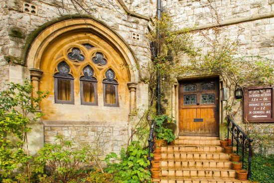 Church Conversions - Entrance