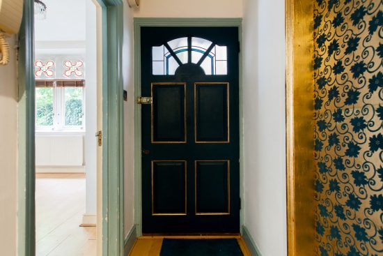 church conversion london highgate front door