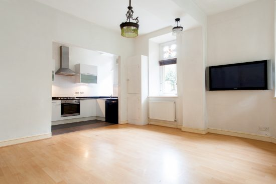 church-conversion-london-highgate-reception-room-kitchen