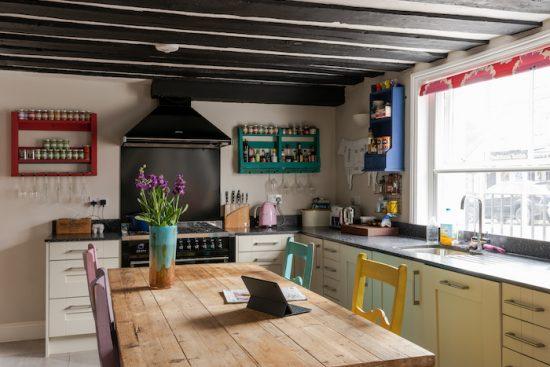 converted pub seal sevenoaks kitchen