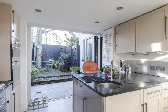 gate house clapham kitchen