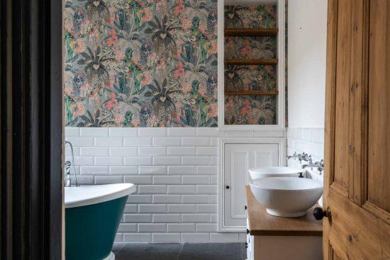 victorian house clissold crescent stoke bathroom