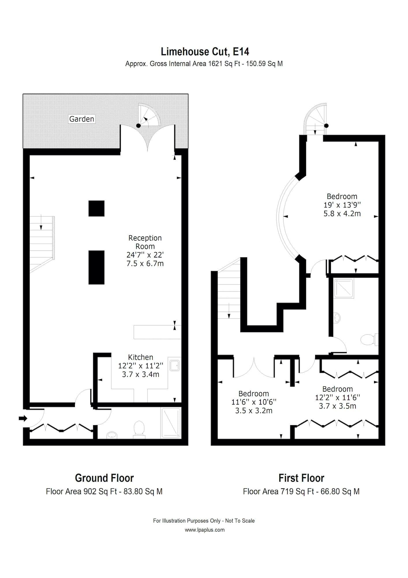 Spratts factory floorplan