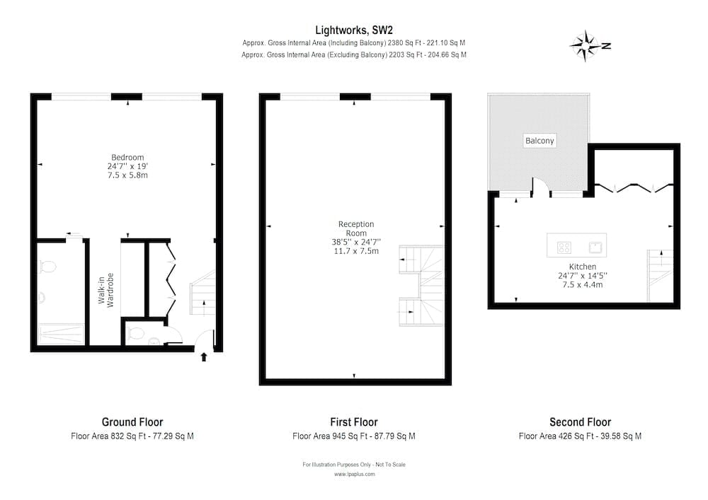 Blenhiem Gardens Floorplan